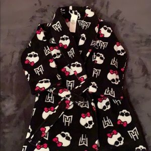 Monster High bathrobe